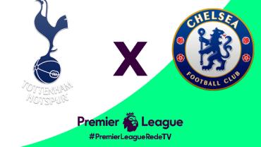 RedeTV! transmite Tottenham x Chelsea às 15h15 deste sábado (24)