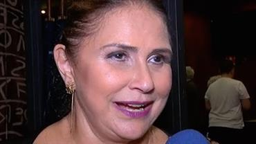 """""""Sou enfermeira sádica"""", diz Fafá de Belém sobre papel em musical"""