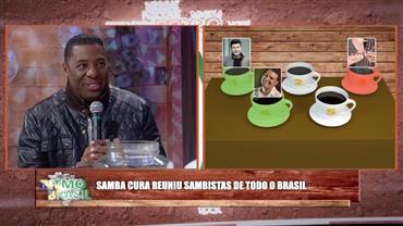 """""""Levamos a periferia para TV"""", diz Netinho sobre sucesso do Negritude Jr"""