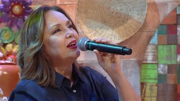 "Jane Duboc solta a voz para cantar ""Manoel, o Audaz"""