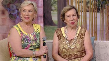 Irmãs Galvão dizem que nunca brigaram em 70 anos cantando juntas