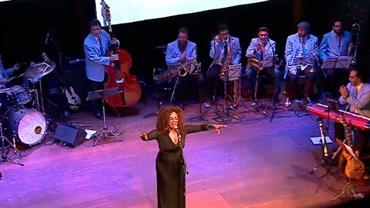 Paula Lima participa de evento que celebra a música brasileira