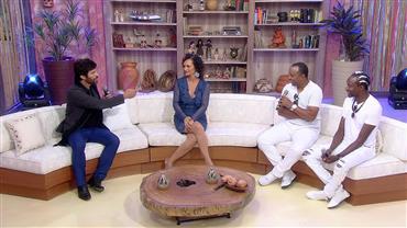 Negritude Junior e Cadu de Andrade celebram interatividade com fãs na web