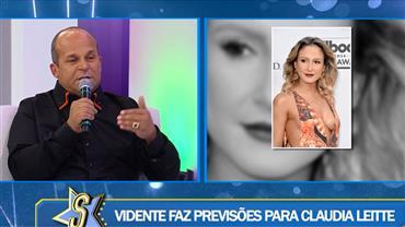 Vidente Carlinhos faz previsões para os famosos aniversariantes de julho