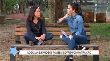 Lucélia Santos fala da relação com Nelson Rodrigues