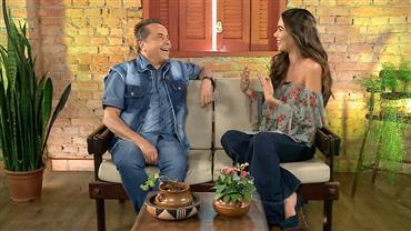 """""""Voltar a enxergar com 90 anos eu não quero"""", diz humorista Geraldo Magela"""
