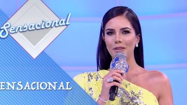 Sensacional com Adriana Bombom (31/10/19) | Completo