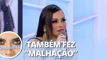 """Ex-chiquitita fala sobre assédio dos fãs na época da novela: """"desgastante"""""""