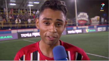 São Paulo vence o Santos e vai à final da Copa São Paulo de Fut7