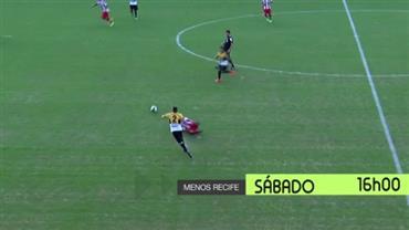 RedeTV! transmite ao vivo Santa Cruz x Guarani às 16h30 deste sábado (20)