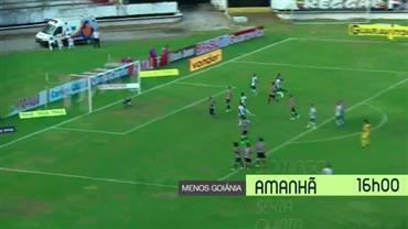 RedeTV! transmite ao vivo Vila Nova x Guarani às 16h30 deste sábado (3)