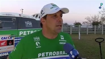 """Guiga Spinelli fala sobre o Rally dos Sertões: """"É o que eu mais gosto"""""""