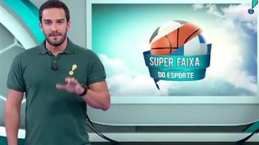 Super Faixa do Esporte traz tudo sobre a Série B e papo com Zé Roberto