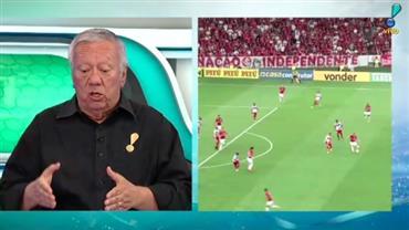 """""""O Inter voltou ao início da Série B. Não ganha mais"""", fala China"""