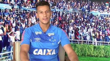 Henrique, do Cruzeiro, fala sobre o ano vitorioso na Raposa