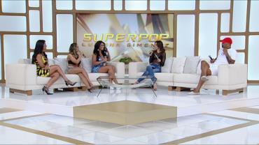 SuperPop recebe musas que prometem causar nos desfiles das escolas de samba