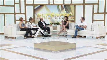 SuperPop desvenda o que o futuro reserva para os famosos