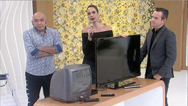 Saiba como ver a RedeTV!, a RecordTV e o SBT com sinal digital gratuito