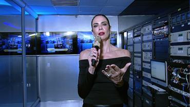 Luciana Gimenez desliga o sinal analógico da RedeTV! em São Paulo
