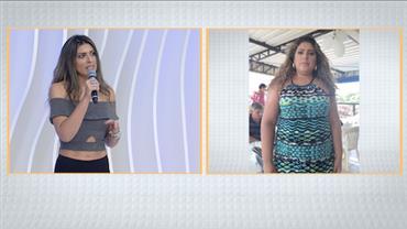 Proibição de emagrecedores motivou mulher a emagrecer 40 kg mudando hábitos