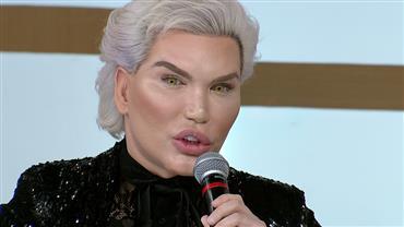 """""""Nunca quis me parecer com um boneco"""", garante Ken Humano"""