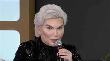 """""""Eu não vou envelhecer"""", diz o Ken Humano mais famoso do mundo"""