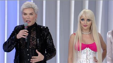 Ken Humano admite que queria virar a Barbie. E virou!