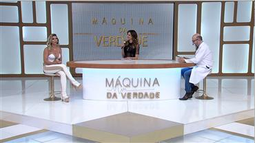 Ana Paula Minerato enfrenta a 'Máquina da Verdade'