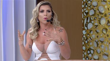 Ana Paula Minerato admite que teve medo de Nicole Bahls em reality show