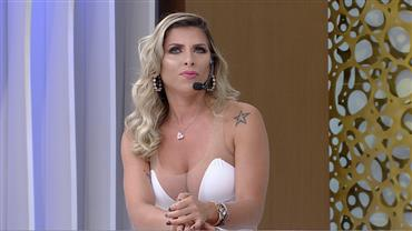 """""""Deveria ter indicado ele pra roça"""", diz Ana Paula Minerato de Fábio Arruda"""