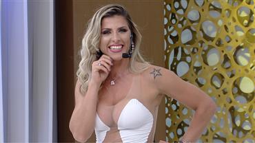 Ana Paula Minerato se incomoda ao ter imagem ligada somente à sensualidade