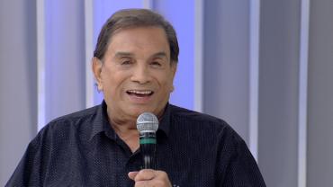 """Dedé Santana critica o politicamente correto: """"Amordaçaram os comediantes"""""""