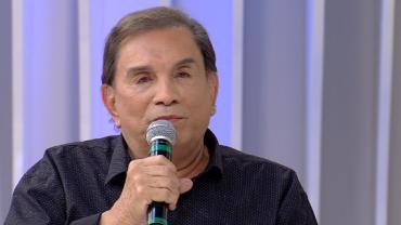 """""""Eu quero morrer no palco, quero morrer trabalhando"""", enfatiza Dedé Santana"""