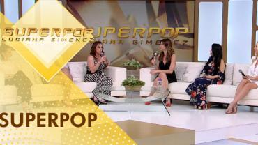 """Luciana Gimenez conversa com """"sugar babies"""" no Superpop (16/10)   Completo"""