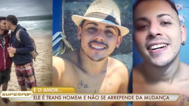 Um é gay, o outro é trans: casal fala sobre relacionamento flex