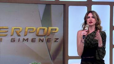 Luciana Gimenez conversa com vítimas de tráfico sexual nesta quarta (25)