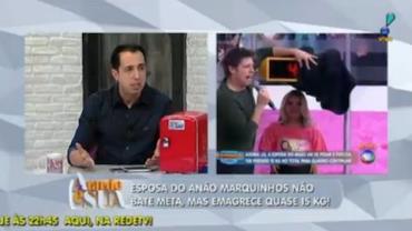 """Anã Juliana: """"Ela perdeu o programa mas ganhou para vida"""", diz Sonia"""