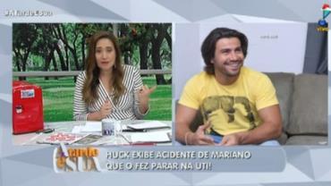 Sonia Abrão preferia não ter visto vídeo do acidente do cantor Mariano
