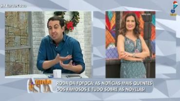 Thiago Rocha explica por que programa de Fátima ainda não emplacou