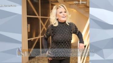 Ausência de Ana Maria Braga provoca prejuízo para emissora