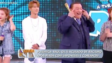 Exclusivo: Raul Gil desabafa após ter sido acusado de racismo