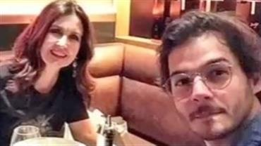 """Namorado de Fátima Bernardes se revolta com acusação de """"benefícios"""""""