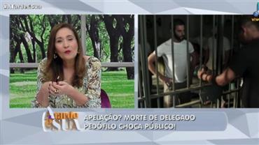 """""""Já deixou a desejar"""", dispara Sonia Abrão sobre sequência em novela"""