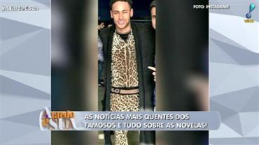 David Brazil conta como ficou íntimo de Neymar