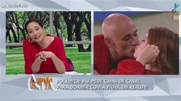 """""""Teria chances sem o encosto do pai"""", dispara Sonia Abrão sobre sister"""