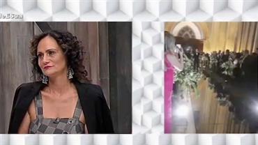Faa Morena conta os bastidores do casamento de Lexa e Guimê