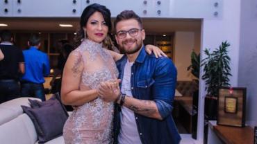 Sylvia Design vai se casar com cantor em 2022, diz colunista