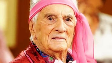 Morre Orlando Drummond, o eterno 'Seu Peru', aos 101 anos
