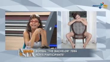 Ofr�sia quer ser a nova participante do 'The Bachelor'