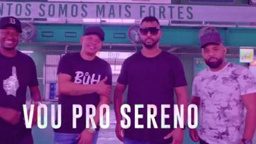 """Conheça o """"Vou pro Sereno"""", grupo de pagode mais bombado do Rio de Janeiro"""